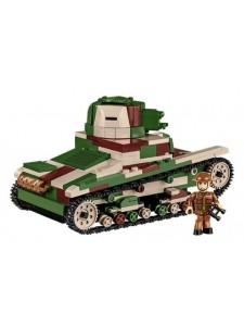Коби Британский танк Виккерс Mk E Cobi 2520