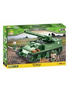 Коби Американская самоходная пушка M12 Cobi 2531
