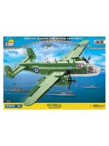 Коби бомбардировщик Норт Американ B-25 Митчелл Cobi 5713