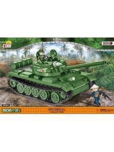Коби Советский танк Т-55 Cobi 2234