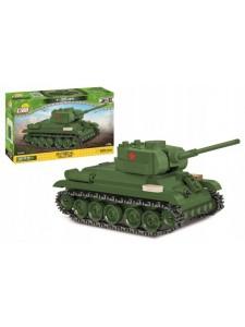 Коби Танк T-34-85 HC WWII Cobi 2702