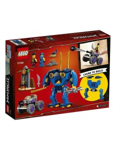 Лего Ниндзяго Электрический робот Джея Lego Ninjago 71740