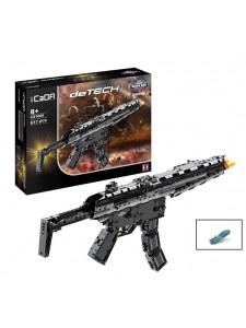 Конструктор Cada Автомат Пулемет MP5 c81006w