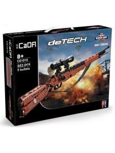 Конструктор Cada deTech Карабин 98K c61010w