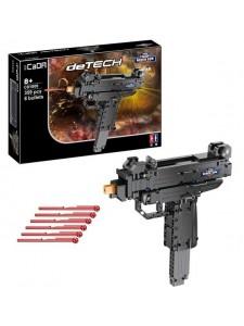 Конструктор Cada deTech Пистолет пулемет c81008w