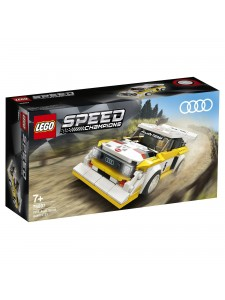 Лего Чемпионы Ауди Lego Speed Champions 76897