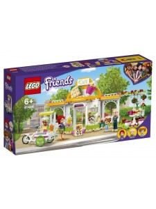 Лего Френдс Кафе Хартлейк Сити Lego Friends 41444
