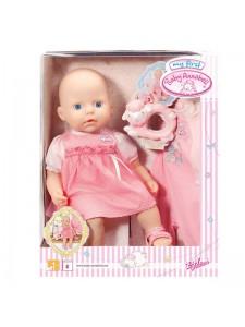 Кукла Baby Annabell Бэби Аннабель Розовые ползунки Zapf Creation 36 см 794333