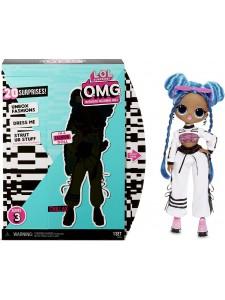 Кукла Лол Чиллакс ОМГ Chillax LOL OMG 3 серия