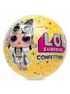 Кукла Лол Сюрприз Конфетти - 3 серия 2 волна - Lol Surprise Confetti Pop