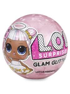 Кукла Лол Глэм Глиттер 2 серия - Lol Glam Glitter 2