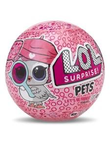 Кукла Лол Питомцы Декодер 4 серия - Lol Surprise Pets Eye Spy