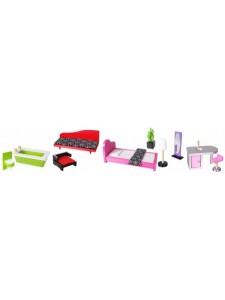 Кукольный домик Малибу Eco Toys 4118