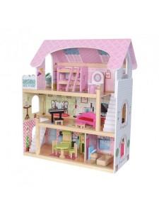 Кукольный домик Сказочный Eco Toys 4110