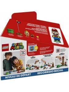Лего Супер Марио Приключения вместе с Марио Lego Super Mario 71360
