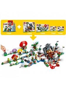 Лего Супер Марио Мощная атака Растения-пираньи Lego Mario 71365