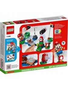 Лего Супер Марио Огневой налёт Билла банзай Lego Super Mario 71366
