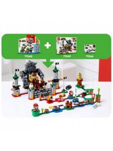 Лего Супер Марио Решающая битва в замке Боузера Lego Mario 71369