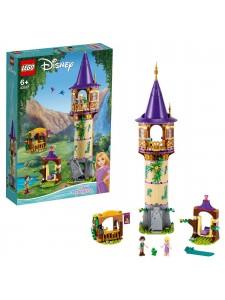 Лего Дисней Башня Рапунцель Lego Disney 43187