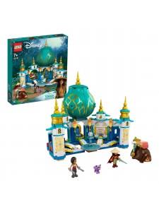 Лего Дисней Райя и Дворец сердца Lego Disney 43181