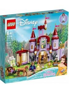 Лего Дисней Замок Белль и Чудовища Lego Disney 43196