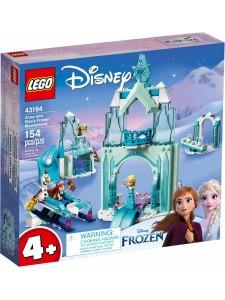 Лего Дисней Зимняя сказка Анны и Эльзы Lego Disney 43194