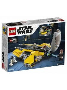 Лего Стар Варс Джедайский перехватчик Энакина Lego Star Wars 75281