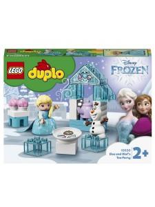 Лего Дупло Чаепитие у Эльзы и Олафа Lego Duplo 10920