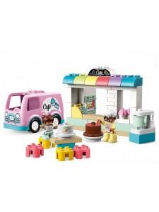 Лего Дупло Пекарня Lego Duplo 10928