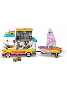 Лего Френдс Лесной дом на колесах Lego Friends 41681