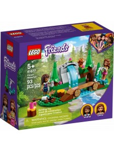 Лего Френдс Лесной водопад Lego Friends 41677