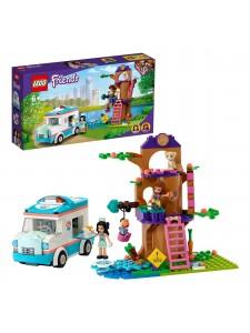 Лего Френдс Машина скорой ветеринарной помощи Lego Friends 41445