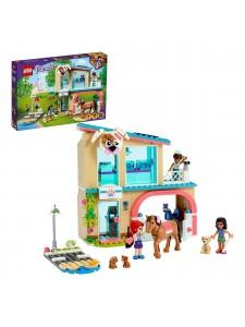 Лего Френдс Ветеринарная клиника Хартлейк-Сити Lego Friends 41446