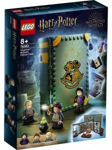 Лего Гарри Поттер Урок зельеварения Lego Harry Potter 76383