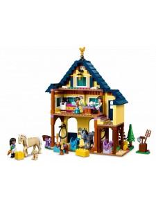 Лего Френдс Лесной клуб верховой езды Lego Friends 41683