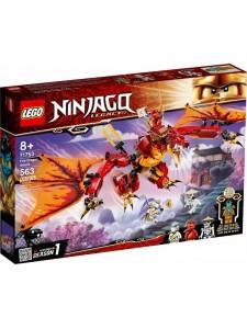 Лего Ниндзяго Атака огненного дракона Lego Ninjago 71753