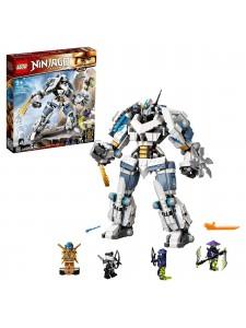 Лего Ниндзяго Битва с роботом Зейна Lego Ninjago 71738
