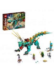 Лего Ниндзяго Дракон из джунглей Lego Ninjago 71746