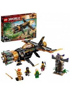Лего Ниндзяго Скорострельный истребитель Коула Lego Ninjago 71736