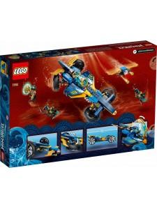 Лего Ниндзяго Спидер амфибия ниндзя Lego Ninjago 71752