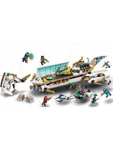 Лего Ниндзяго Подводный Дар Судьбы Lego Ninjago 71756