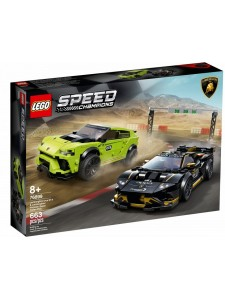 Лего Чемпионы Ламборгини Lego Speed Champions 76899
