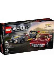 Лего Чемпионы Шевроле Корвет Chevrolet Corvette Lego Speed Champions 76903