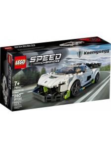 Лего Чемпионы Koenigsegg Jesko Lego Speed Champions 76900
