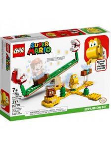 Лего Супер Марио Мощная атака Растения-пираньи Lego Super Mario 71365