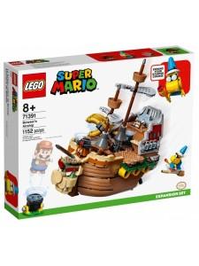 Лего Супер Марио Летучий корабль Боузера Lego Super Mario 71391