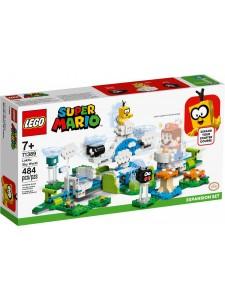 Лего Супер Марио Небесный мир лакиту Lego Super Mario 71389