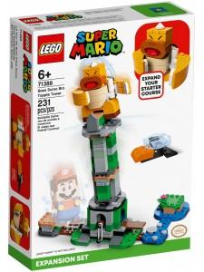 Лего Супер Марио Падающая башня босса братца-сумо Lego Super Mario 71388