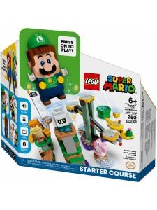Лего Супер Марио Приключения вместе с Луиджи Lego Super Mario 71387