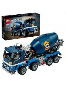 Лего Техник Бетономешалка Lego Technic 42112